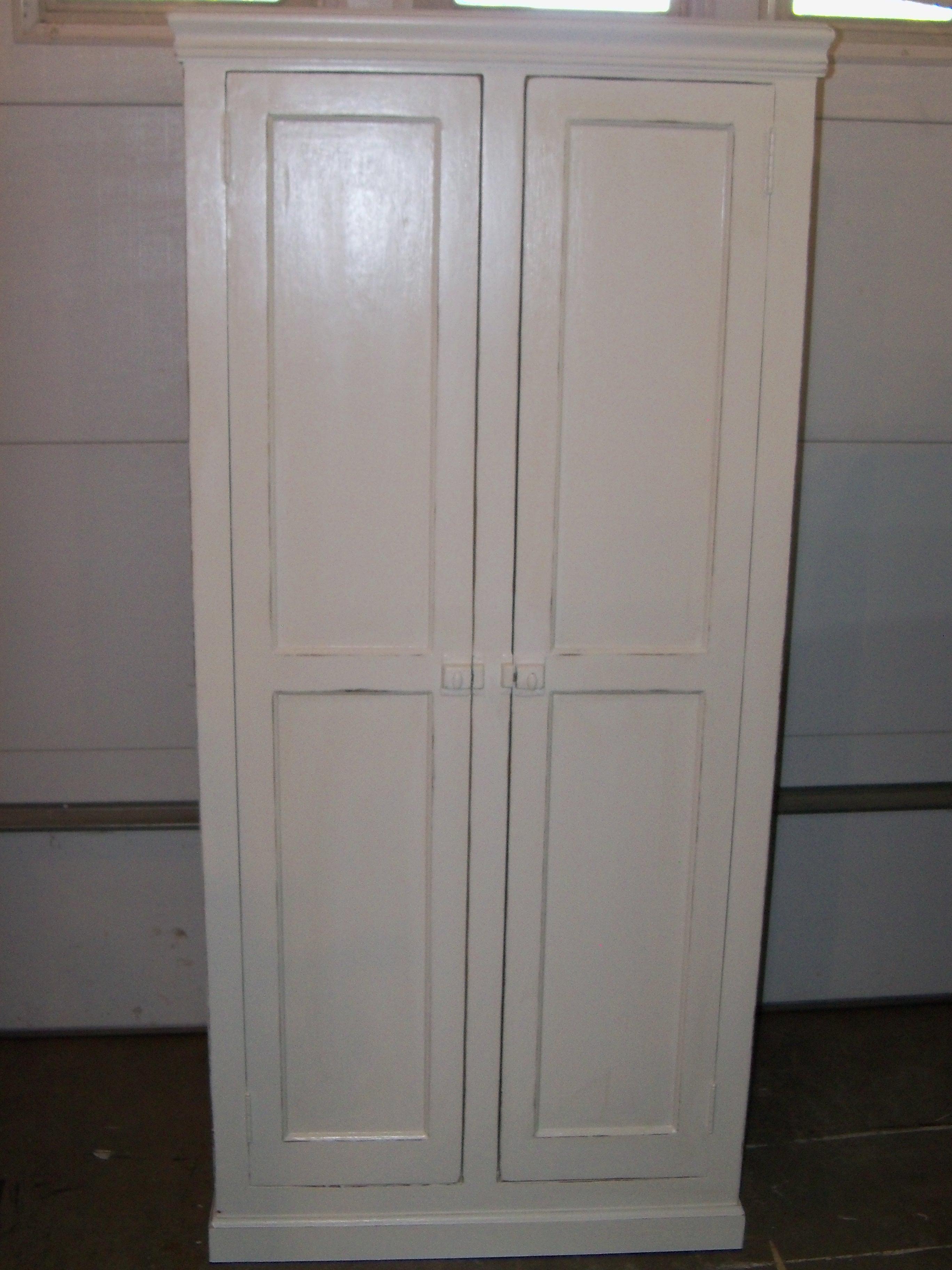 Tall 2 Door cabinet