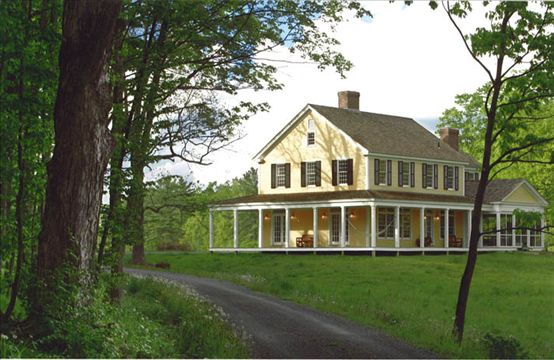Decorating country style country style accents Farm houses with wrap around porches